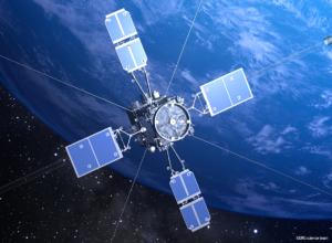 ジオスペース探査衛星「あらせ」©ERG science team
